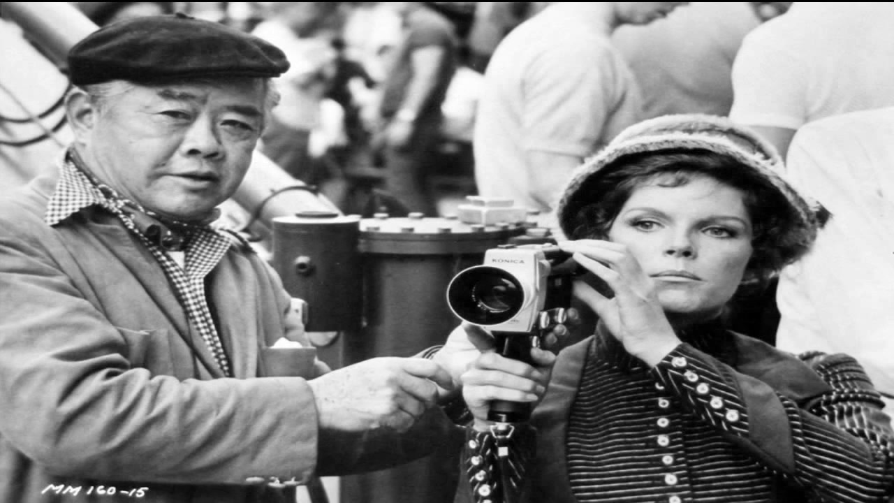 James Wong Howe A Chinese American Cinematographer