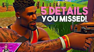 5 Minor Details You Missed About the Jumpshot & Triple Threat!