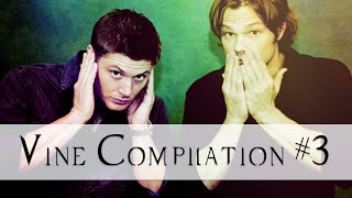 ||Supernatural - 50 Funny Vines [Vine Compilation #3]