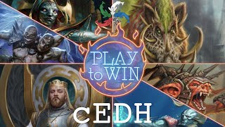 PLAY TO WIN vs THE MYSTIC REMORAS-cEDH GAMEPLAY Ikra/Kraum vs Ilharg vs Kenrith vs Thrasios/Rograkh