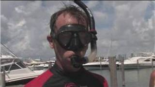 Scuba Diving & Snorkeling : How to Use a Snorkel