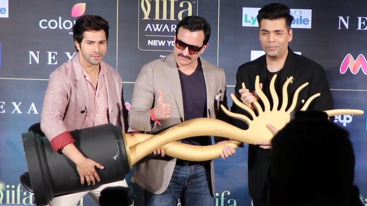 Varun, Saif and Karan Johar apologize to Kangana for their Nepotism act! 2