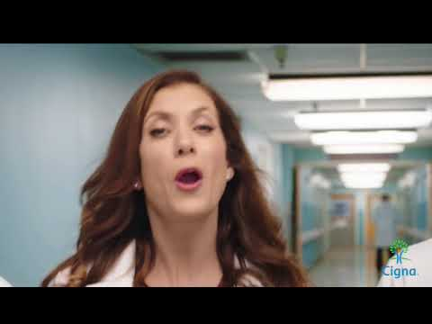 Grey's Anatomy's Patrick Dempsey and Kate Walsh Working Together Once Again for a Cigna Ad