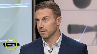Alex Smith feels 'very much lucky to be alive' after suffering broken leg | Outside the Lines