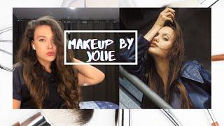 МАКИЯЖ АНДЖЕЛИНЫ ДЖОЛИ Angelina Jolie Makeup