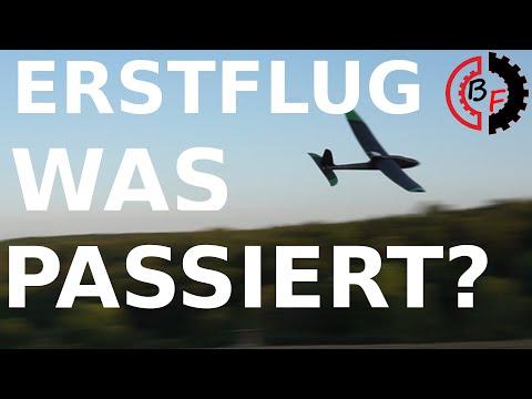 Erstflug Monster EasyStar