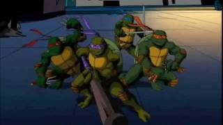 TMNT 200x Cartoon Intro