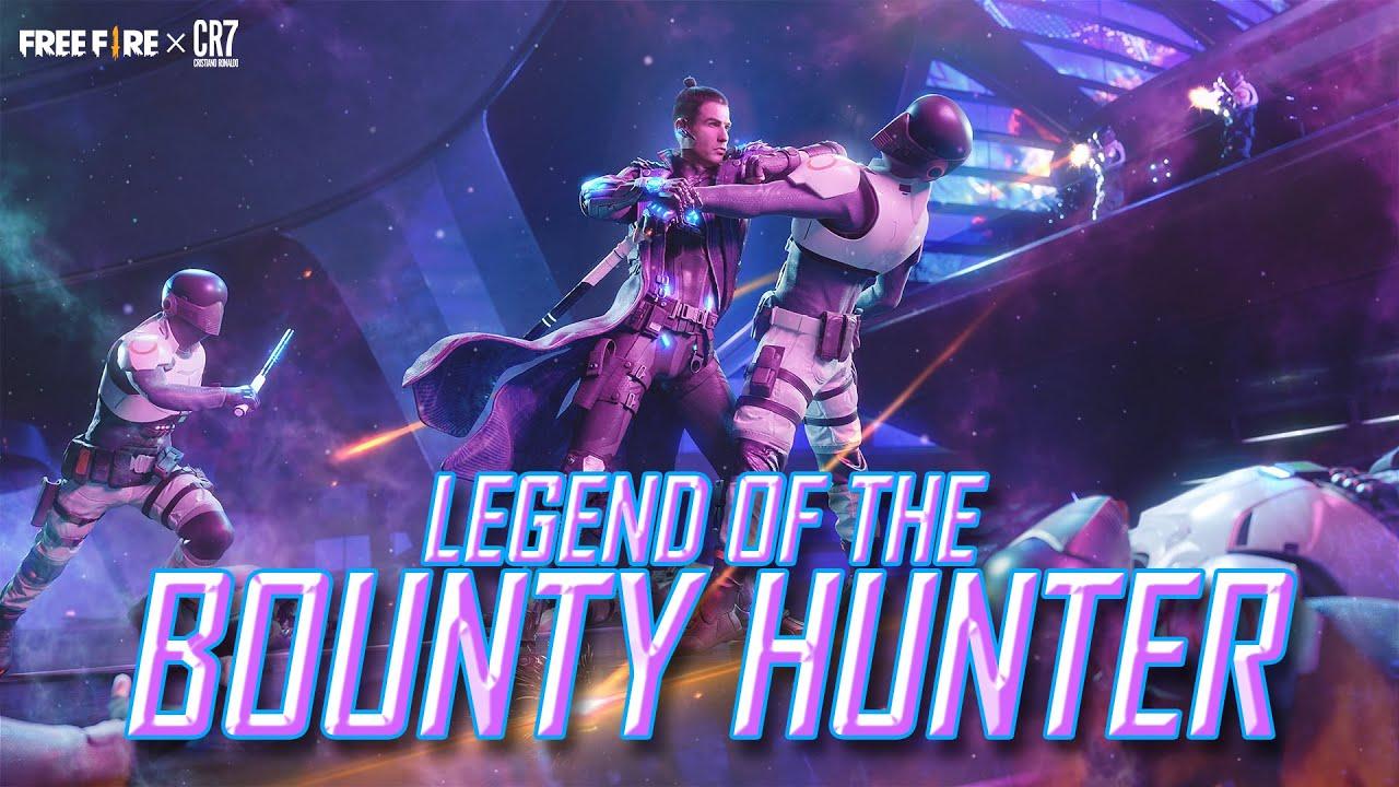 Legendary Bounty Hunter | Operation Chrono | Garena Free Fire