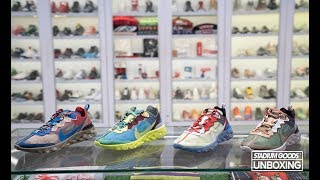 Video Unboxing All Four Undercover x React Element 87 download MP3, 3GP, MP4, WEBM, AVI, FLV September 2018