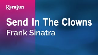 Karaoke Send In The Clowns - Frank Sinatra *
