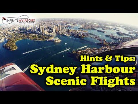 Hints & Tips - Sydney Harbour Scenic, Infinite Aviators, Episode 18
