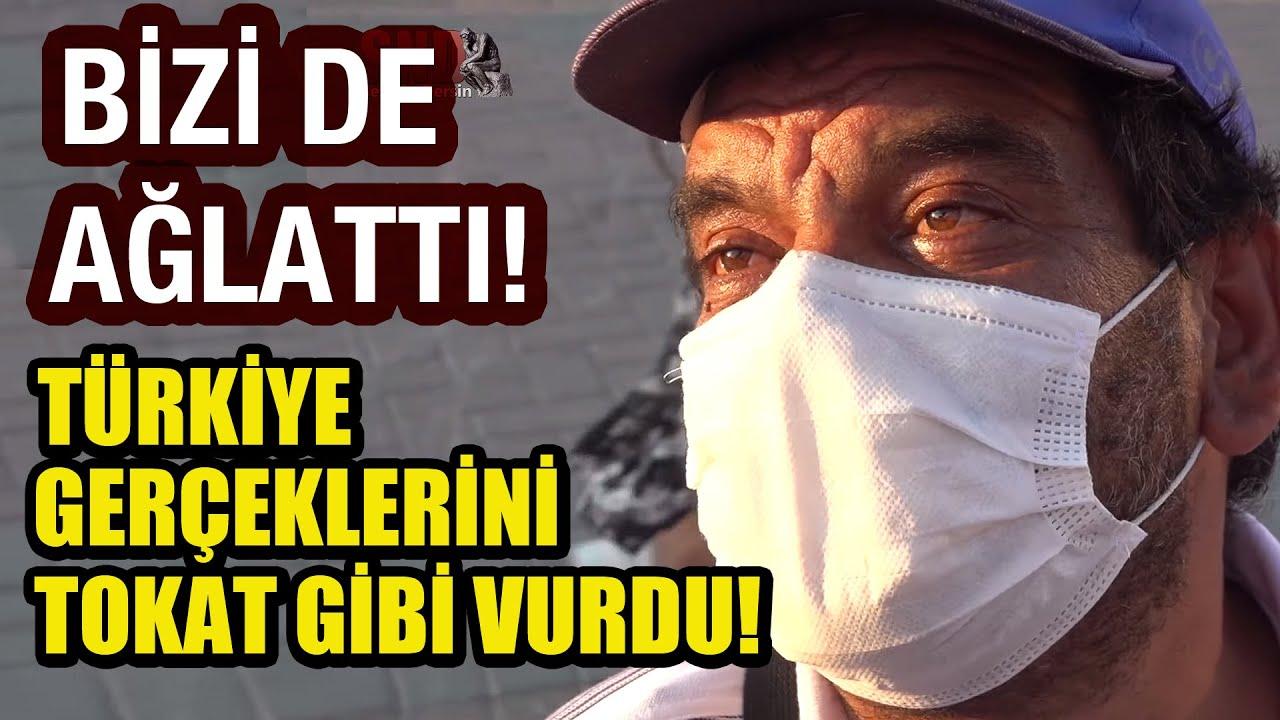 Bunları TV'de duyamazsınız: Engelli vatandaştan yürek parçalayan konuşma!