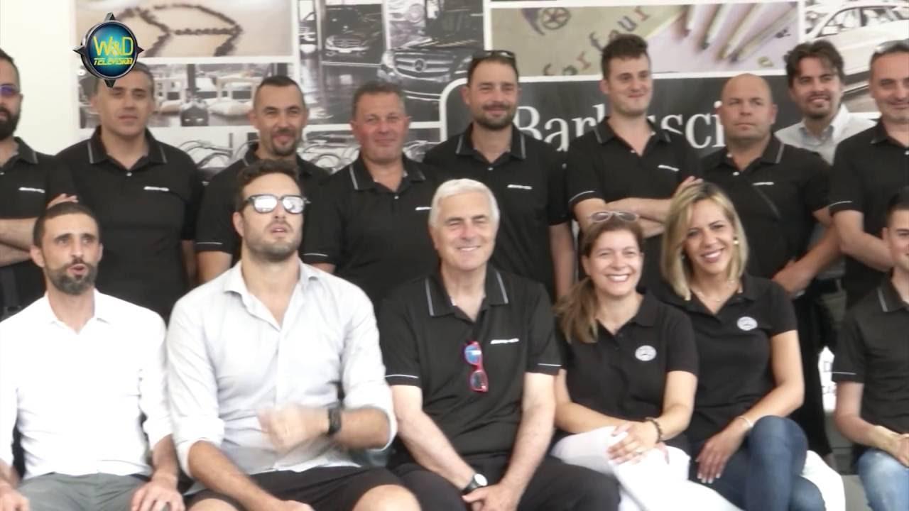 BARBUSCIA MERCEDES | Circuito di Pescara 2016 - YouTube
