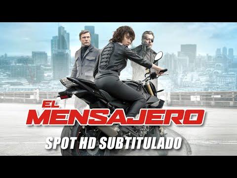 El Mensajero (The Courier) - Spot HD Subtitulado