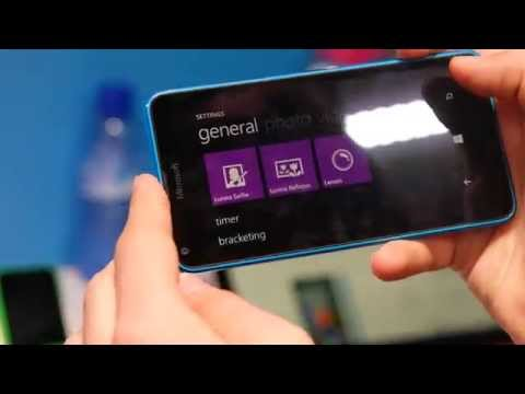 Microsoft Lumia 640 bemutató videó