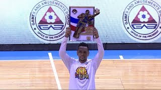 Best Player of the Conference: Jayson Castro | PBA Commissioner's Cup 2019