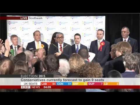 UK General Election 2015: Key Moments
