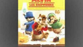 alvin and the chipmunks ft elvis-hound dog