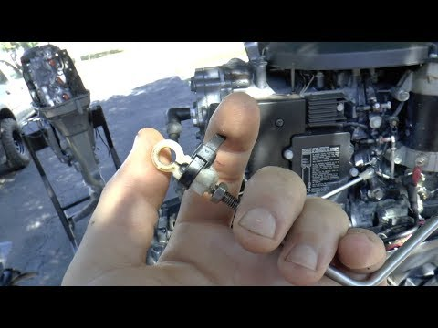 (WARNING MESSAGE!) Yamaha 2 Stroke Outboard Owners