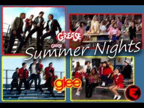 Summer Nights - Grease & Glee