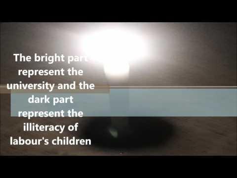 Child illiteracy in India