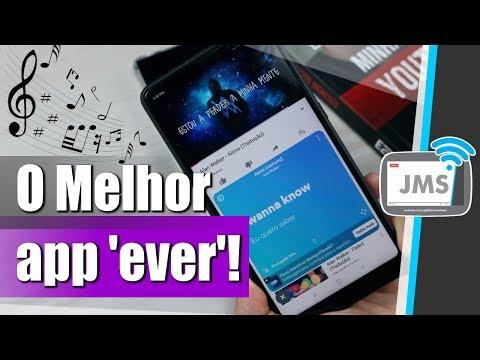 O Melhor App para Ouvir Músicas com Letras Legendas e Traduções