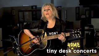 Lucinda Williams: Tiny Desk (Home) Concert
