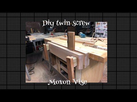 Diy Twin Screw Moxon Vise