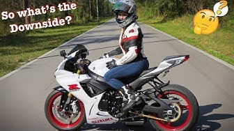 The Downside Of Dating A Biker Girl