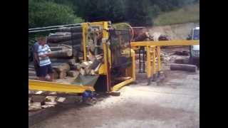 Piło Łuparka Concept.PL 10/20 ton 60cm cięcia, drewno kominkowe skierbiesz