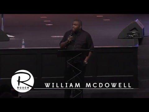 William McDowell (preaching) - 2014