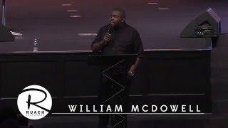 william mcdowell preaching 2014