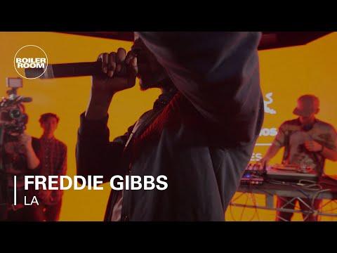 Freddie Gibbs Boiler Room LA Live Set