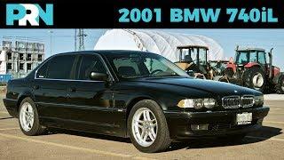 2001 BMW 740iL Tour & Review (E38)(, 2015-11-30T22:28:53.000Z)