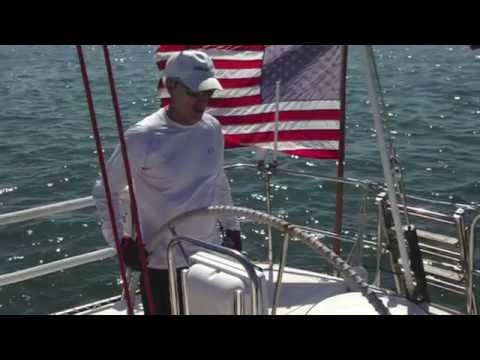 JBoat 44 Sailboat Slideshow from Sea Trial after Survey By: Ian Van Tuyl