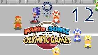 Mario & Sonic at the Olympic Games Tokyo 2020 - 12 (Story Mode)