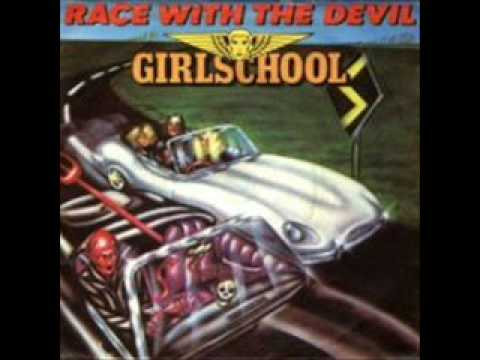 Girlschool - Race With The Devil