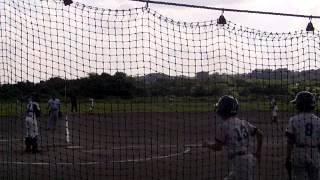 少年野球 相模原市秋季大会 2回戦 サンダースJBC
