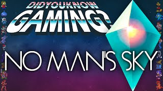No Man's Sky - Did You Know Gaming? Feat. Caddicarus