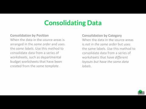 Excel Webinar Pro Training -  Part 2