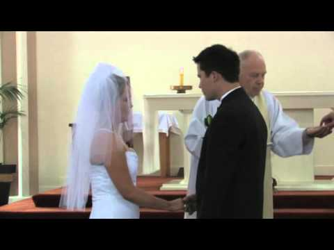 Catholic Church Wedding Ceremony Service