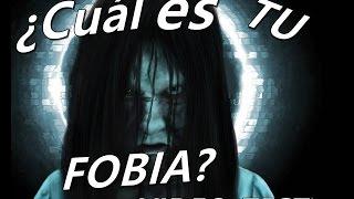 cul es tu fobia   video test