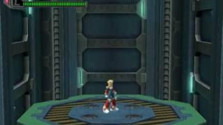 Megaman X8 Alia (and Layer) vs. Bamboo Pandamonium