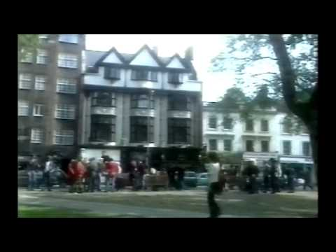 POSERS - New Romantics in the Kings Road, 1981