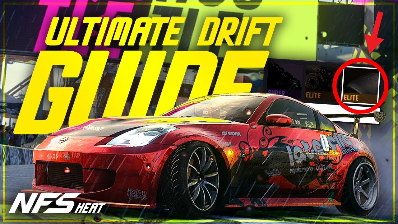 The Most Overpowered Drift Car In Nfs Heat Youtube