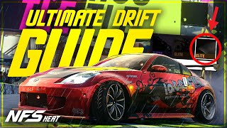 THE ULTIMATE DRIFT SETUP IN NEED FOR SPEED HEAT!