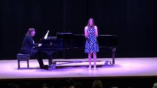 Abby C (HS freshman) - Much More from the Fantasticks S2019 Recital