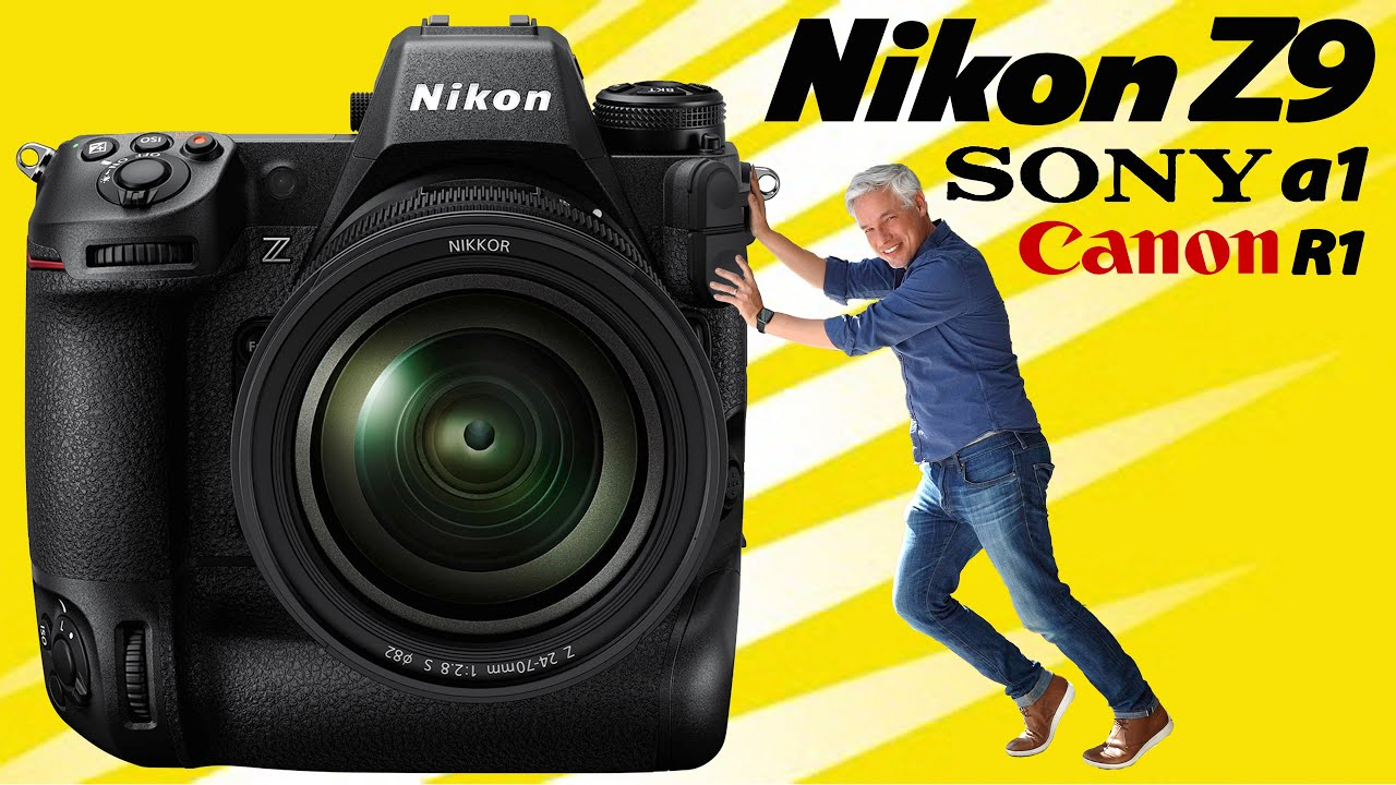Download Nikon Z9 LEAKED! Better than Canon R1 & Sony a1?