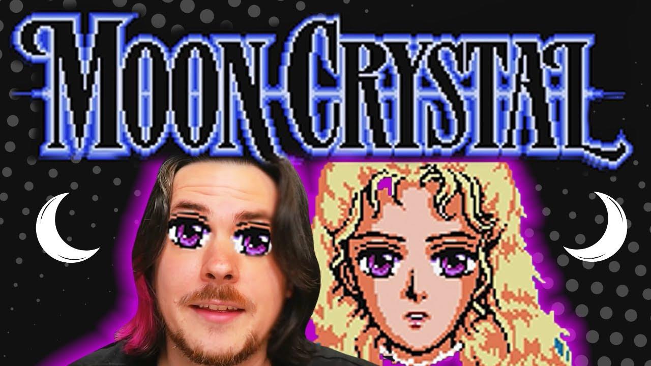 Ricky Slater's RADICAL Adventure - Moon Crystal