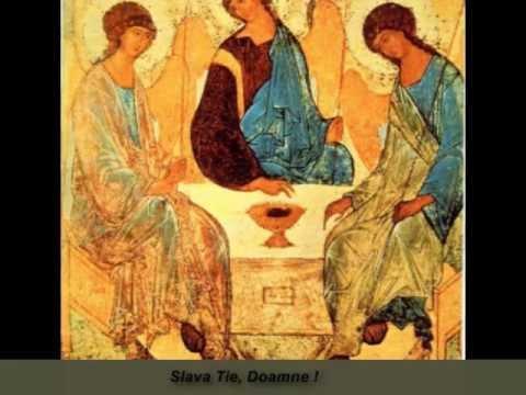 Greek Byzantine - Polileu psalm 44